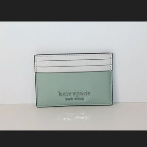 Kate Spade Cameron Small Card Holder SPRNGMDWML